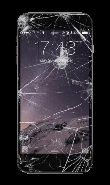 iphone 6 glas austausch flying phone