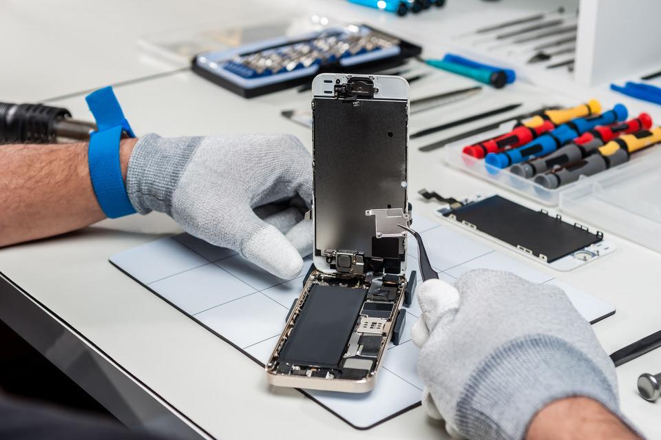 Schnelle Handy Reparatur